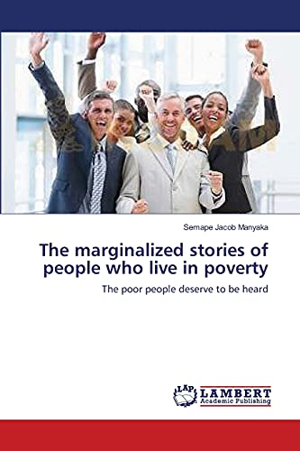 The marginalized stories of people who live in poverty: Semape Jacob Manyaka