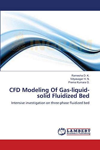 9783659155437: CFD Modeling Of Gas-liquid-solid Fluidized Bed