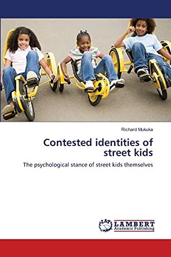 Contested Identities of Street Kids: Richard Mukuka