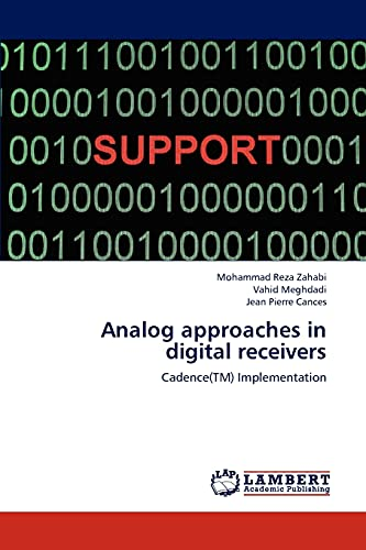 9783659159497: Analog approaches in digital receivers: Cadence(TM) Implementation