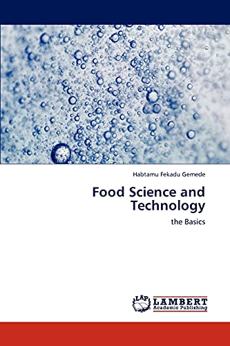 9783659165191: Food Science and Technology: the Basics