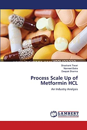 9783659165474: Process Scale Up of Metformin HCL: An Industry Analysis