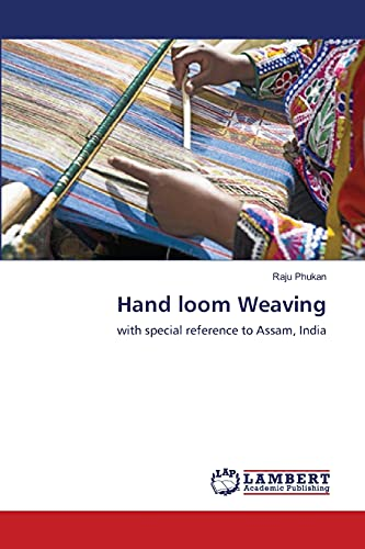 9783659174001: Hand loom Weaving