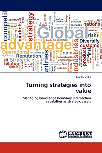 Turning Strategies Into Value: Loi Teck Hui