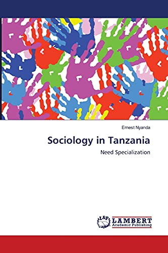 9783659176173: Sociology in Tanzania: Need Specialization
