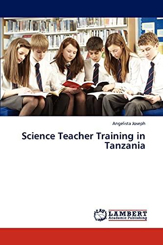 9783659176555: Science Teacher Training in Tanzania