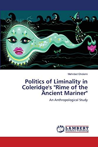 9783659178757: Politics of Liminality in Coleridge's