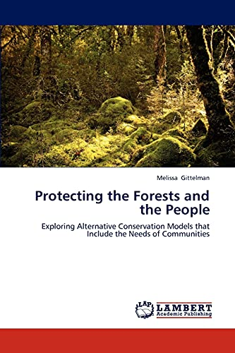 Protecting the Forests and the People: Melissa Gittelman