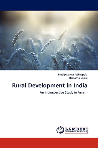 Rural Development in India: Hemanta Saikia