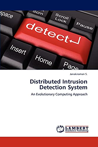Distributed Intrusion Detection System: Janakiraman S (author)