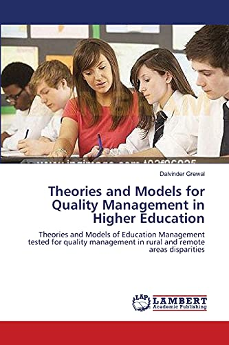 Theories and Models for Quality Management in Higher Education: Dalvinder Grewal