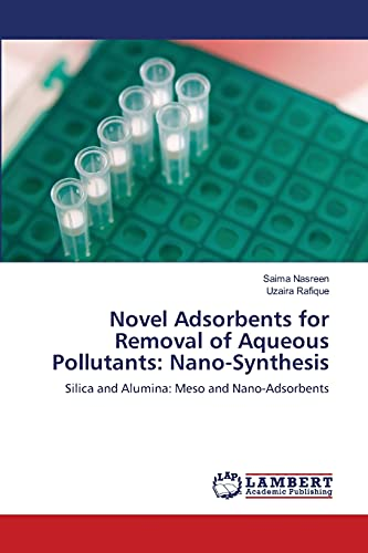 9783659202841: Novel Adsorbents for Removal of Aqueous Pollutants: Nano-Synthesis: Silica and Alumina: Meso and Nano-Adsorbents