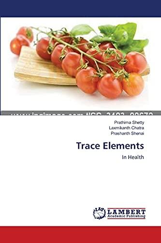Trace Elements: Prathima Shetty