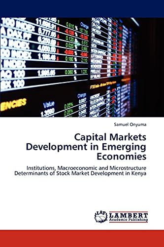 Capital Markets Development in Emerging Economies: Samuel Onyuma