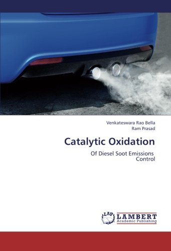 9783659214899: Catalytic Oxidation: Of Diesel Soot Emissions Control