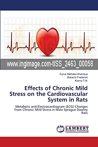 9783659215308: Effects of Chronic Mild Stress on the Cardiovascular System in Rats: Metabolic and Electrocardiogram (ECG) Changes from Chronic Mild Stress in Male Sprague Dawley Rats