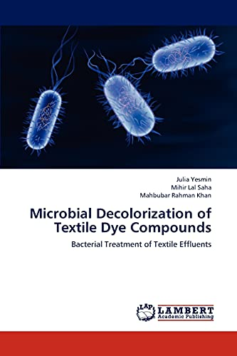Microbial Decolorization of Textile Dye Compounds: Mahbubar Rahman Khan