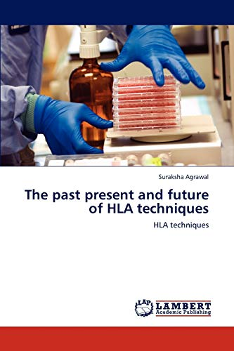 The past present and future of HLA techniques: Suraksha Agrawal