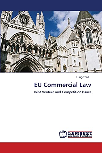 Eu Commercial Law: Lung-Tan Lu