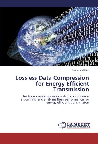 Lossless Data Compression for Energy Efficient Transmission: