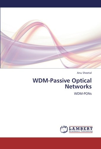 9783659225246: WDM-Passive Optical Networks: WDM-PONs