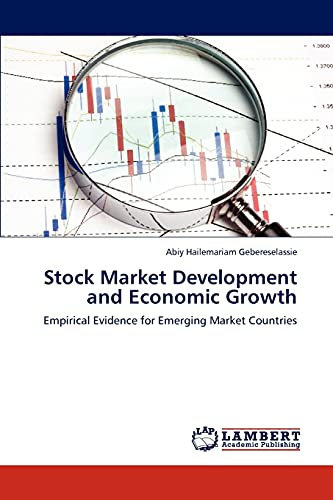 9783659225734: Stock Market Development and Economic Growth: Empirical Evidence for Emerging Market Countries