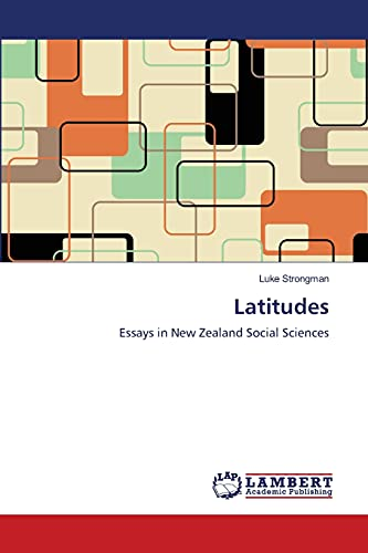 Latitudes: Luke Strongman