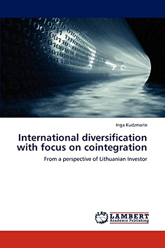 International Diversification with Focus on Cointegration: Inga Kudzmaite
