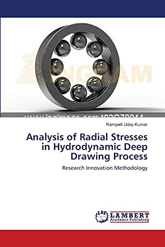 9783659230325: Analysis of Radial Stresses in Hydrodynamic Deep Drawing Process: Research Innovation Methodology
