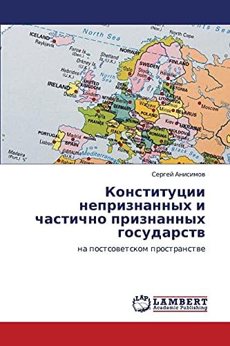 Konstitutsii Nepriznannykh I Chastichno Priznannykh Gosudarstv: Sergey Anisimov