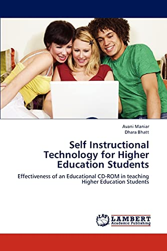 Self Instructional Technology for Higher Education Students: Avani Maniar