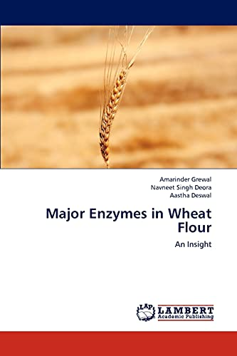 9783659242885: Major Enzymes in Wheat Flour: An Insight
