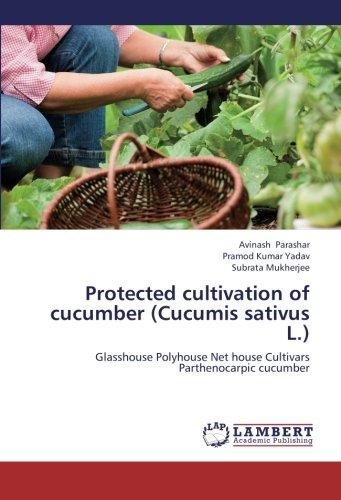 9783659261022: Protected cultivation of cucumber (Cucumis sativus L.): Glasshouse Polyhouse Net house Cultivars Parthenocarpic cucumber