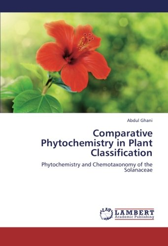 9783659262593: Comparative Phytochemistry in Plant Classification: Phytochemistry and Chemotaxonomy of the Solanaceae