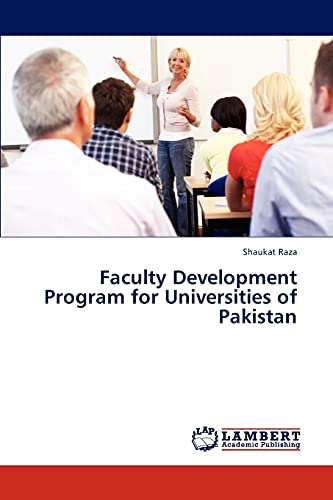 9783659265921: Faculty Development Program for Universities of Pakistan