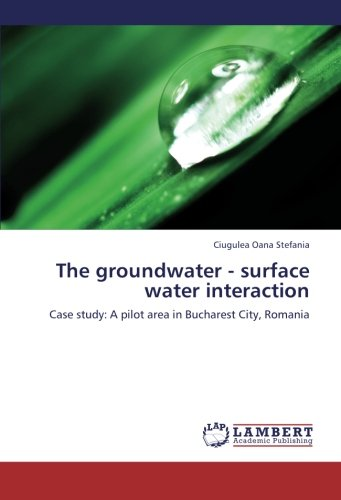 9783659278433: The groundwater - surface water interaction: Case study: A pilot area in Bucharest City, Romania