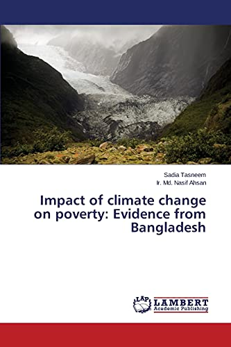 9783659285479: Impact of climate change on poverty: Evidence from Bangladesh