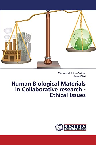 9783659286339: Human Biological Materials in Collaborative research - Ethical Issues: Ethical Issues