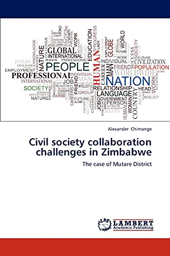 Civil society collaboration challenges in Zimbabwe: Alexander Chimange