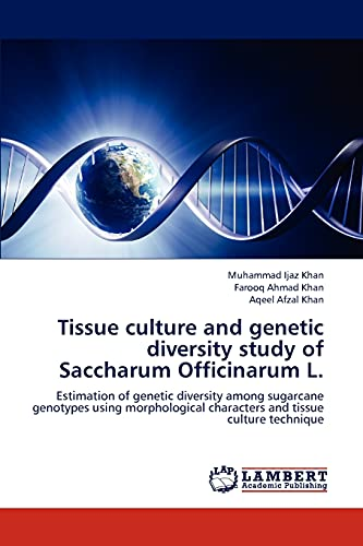 Tissue culture and genetic diversity study of: Muhammad Ijaz Khan,