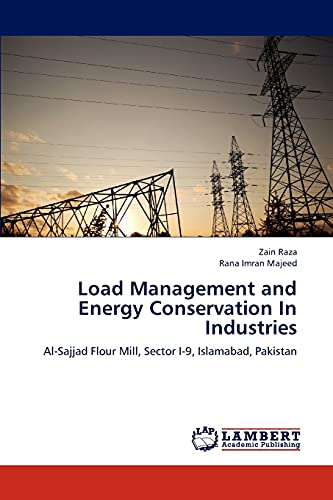 9783659294860: Load Management and Energy Conservation in Industries