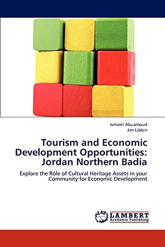 Tourism and Economic Development Opportunities: Jordan Northern Badia: Explore the Role of Cultural...