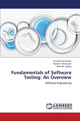 9783659298394: Fundamentals of Software Testing: An Overview: Software Engineering