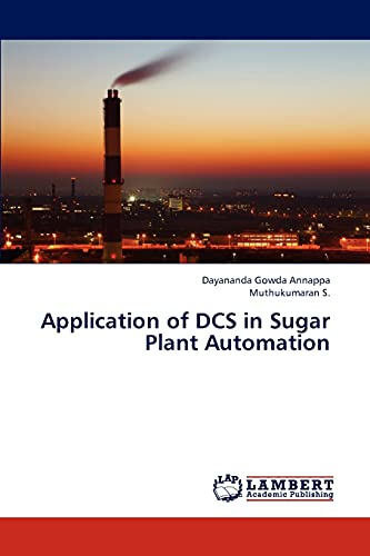 9783659305511: Application of DCS in Sugar Plant Automation