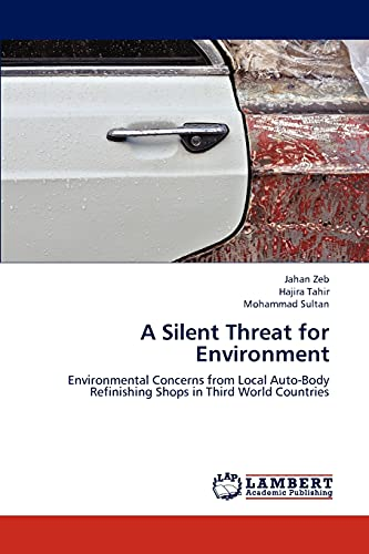 9783659307164: A Silent Threat for Environment: Environmental Concerns from Local Auto-Body Refinishing Shops in Third World Countries