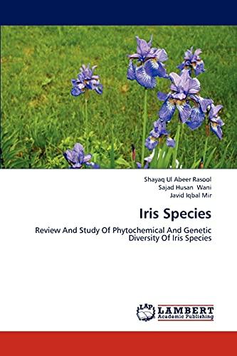 Iris Species: Rasool Shayaq Ul