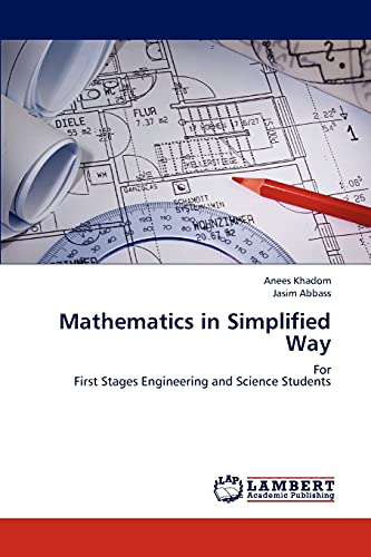 9783659309427: Mathematics in Simplified Way: For First Stages Engineering and Science Students