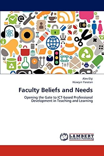 Faculty Beliefs and Needs: Hüseyin Yaratan