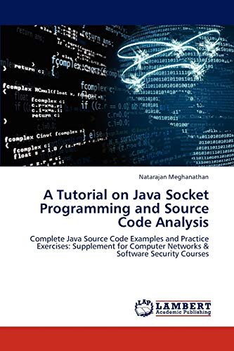 9783659314452: A Tutorial on Java Socket Programming and Source Code Analysis