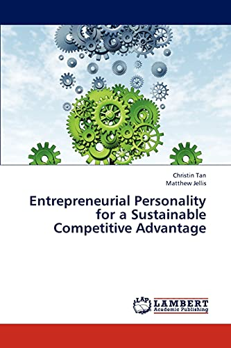 9783659314711: Entrepreneurial Personality for a Sustainable Competitive Advantage